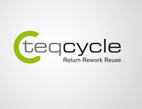 Logoentwicklung teqcycle